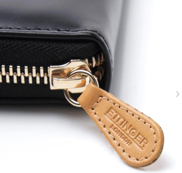 エッティンガーの一押し長財布ラウンドファスナー/ロイヤルコレクション BRIDLE