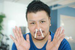 ブラジリアンワックスで鼻毛を抜いてみた!痛みや脱毛効果を検証!