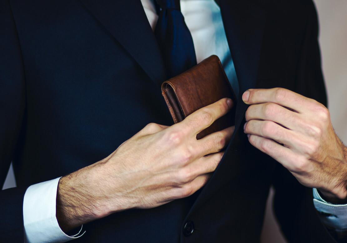 薄い長財布のメリット・デメリット