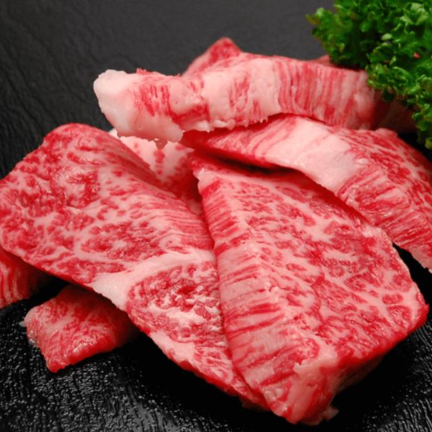 米沢牛カルビ【焼き肉用】1Kg
