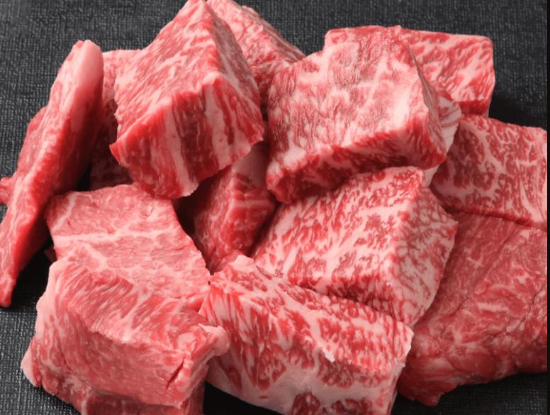 【三田和牛】赤身ランプサイコロステーキ、商品の説明、特徴