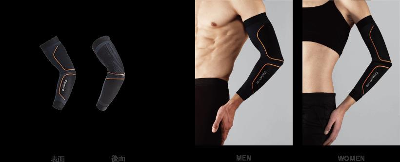 TrainingSuit Arm