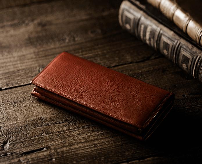 オーモンドウォレット 長財布