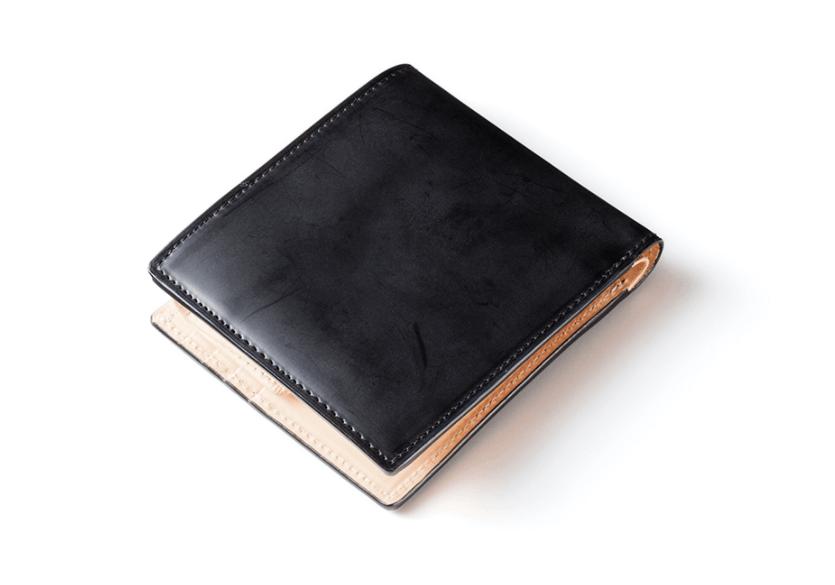 コードバン【2つ折り財布】