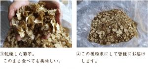 菊芋の栄養成分2