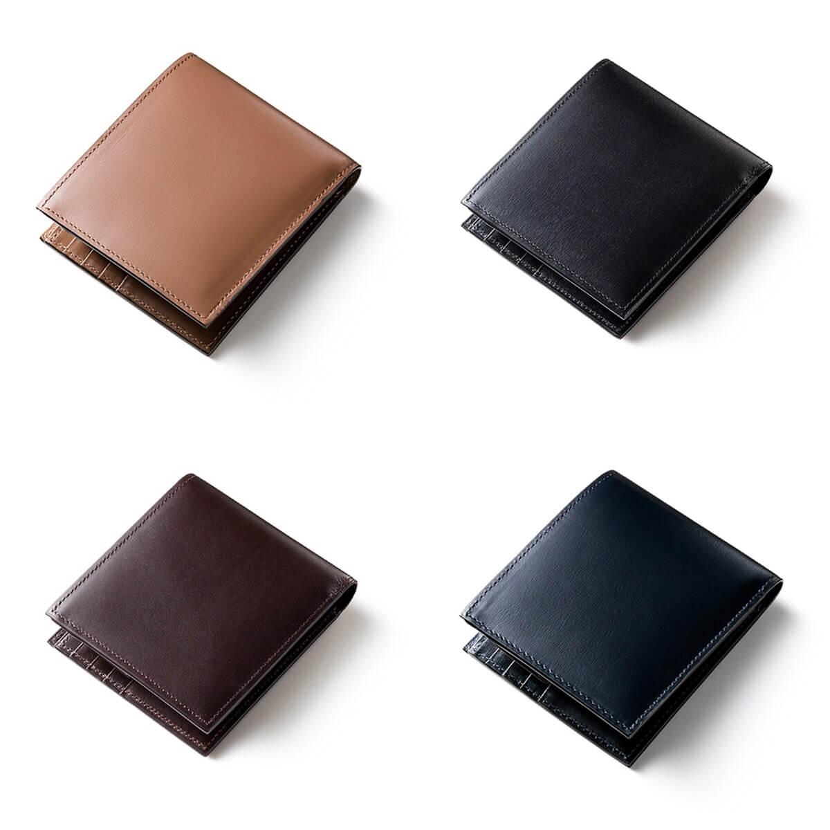 ロシュパース 二つ折り財布