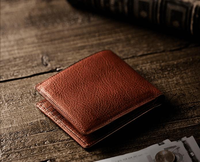 アーバンパース 二つ折り財布 (1)