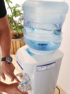 クリクラLサーバー給水