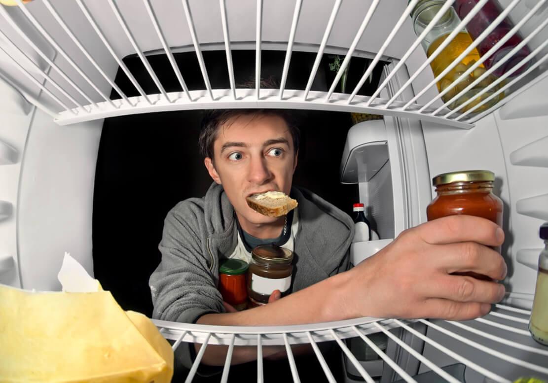 食事の時間を考えずビーマルワンがもっとも多い時間に食べている