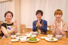料理教室「健彩青果」が教える大阪のうまみを利かせた枝豆料理を味わってきた