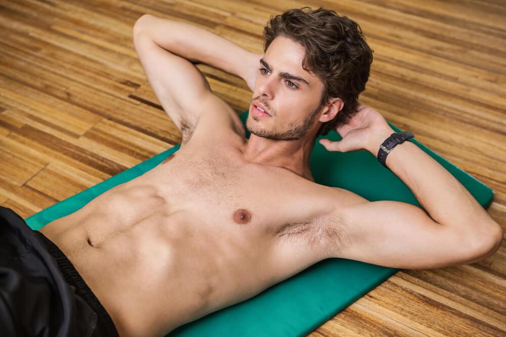 筋肉量の減少