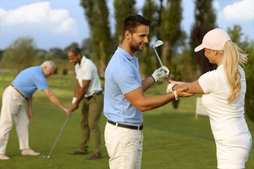 ゴルフスクールを選ぶポイント