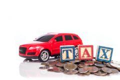 買取店に車を売却後、自動車税の納付書が届いた場合はどうするの?