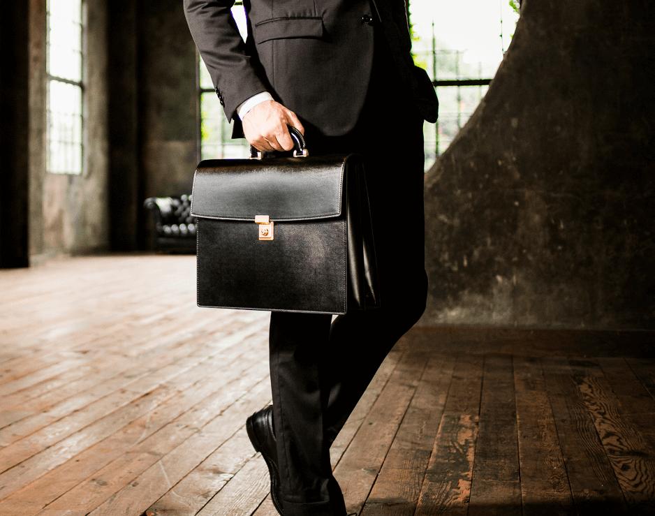最高に格好良くてお洒落な人気ビジネスバッグ