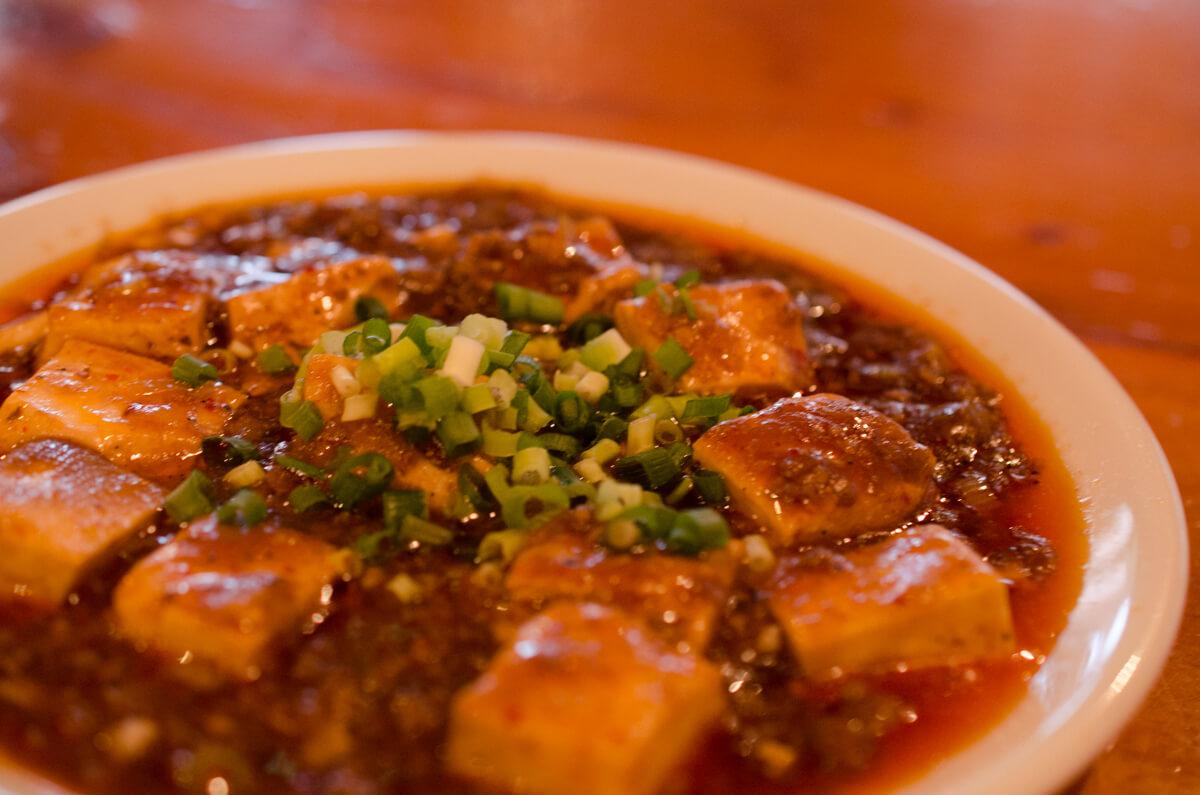 うさぎ食堂の麻婆豆腐