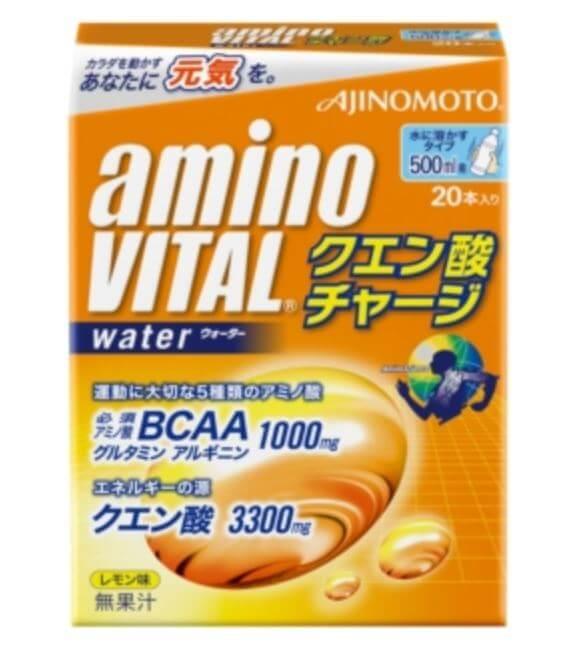 アミノバイタル クエン酸チャージ