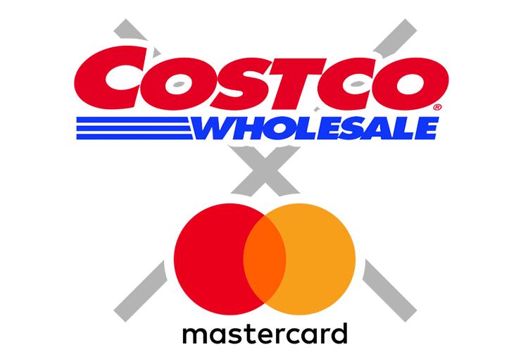 costcoとmastercard