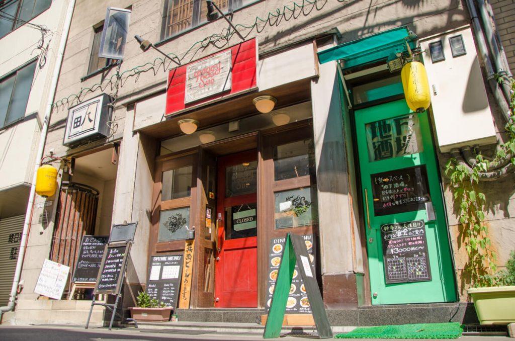 麺点心酒家 PeggySue(ペギィスゥ)高麗橋店