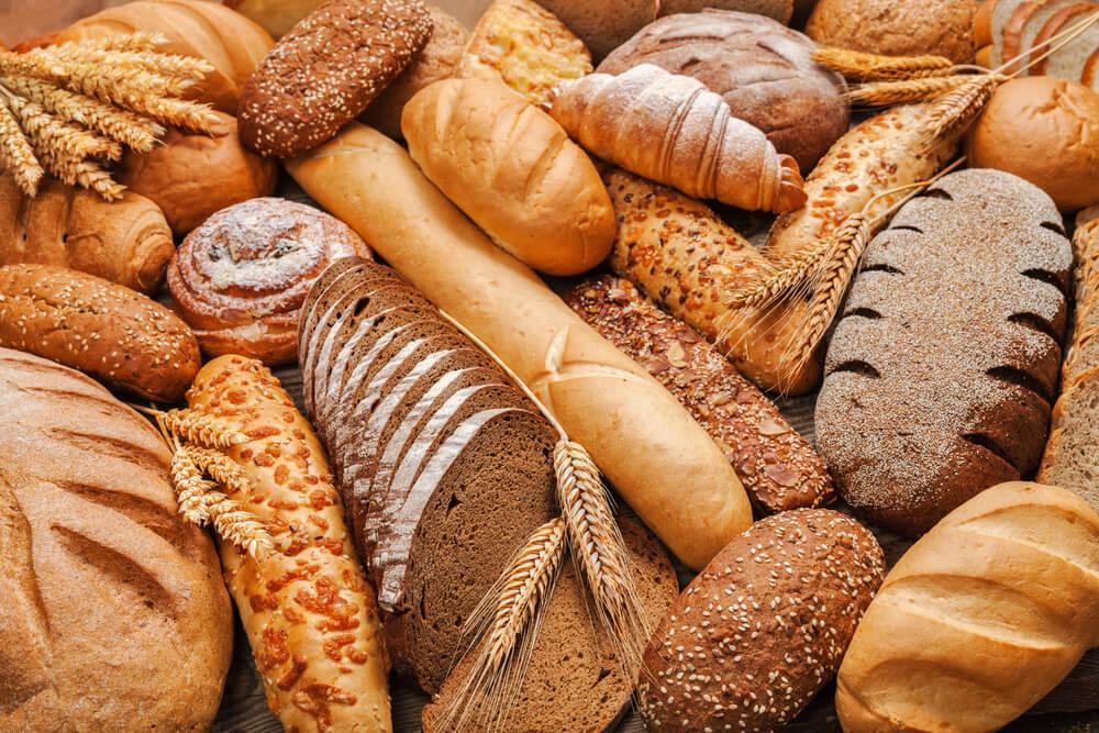 パン、種類