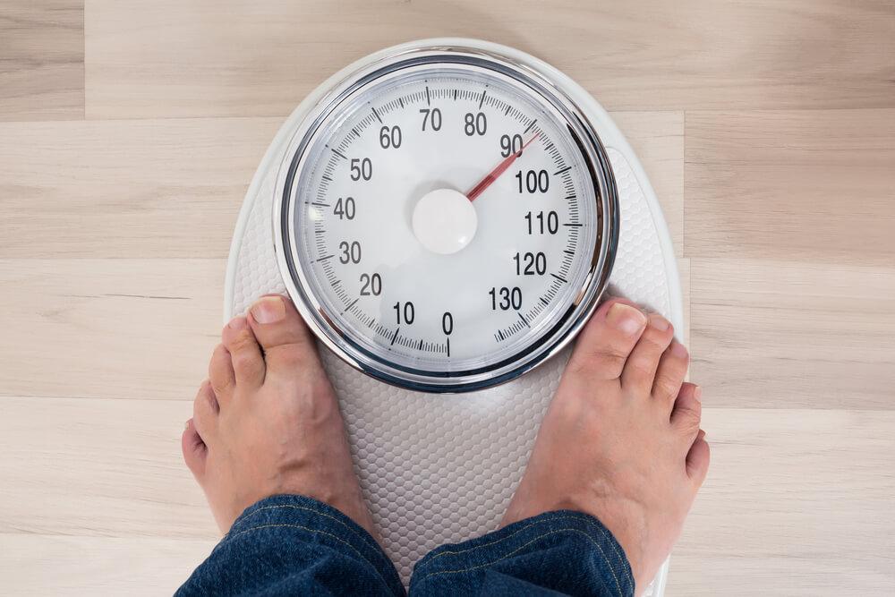 体重が落ちない時の対処法