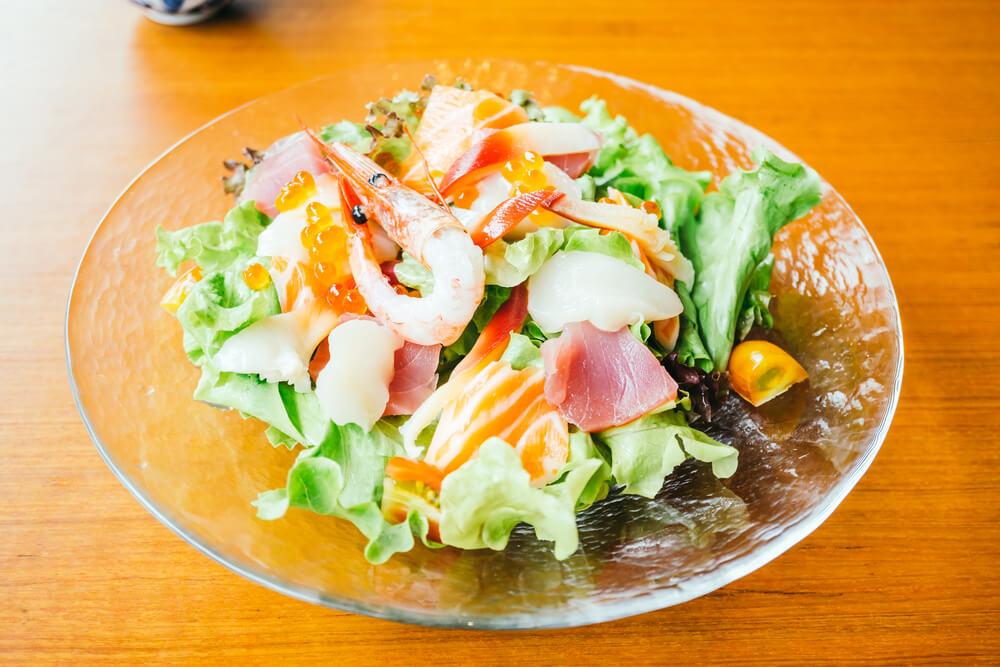 サラダ種類