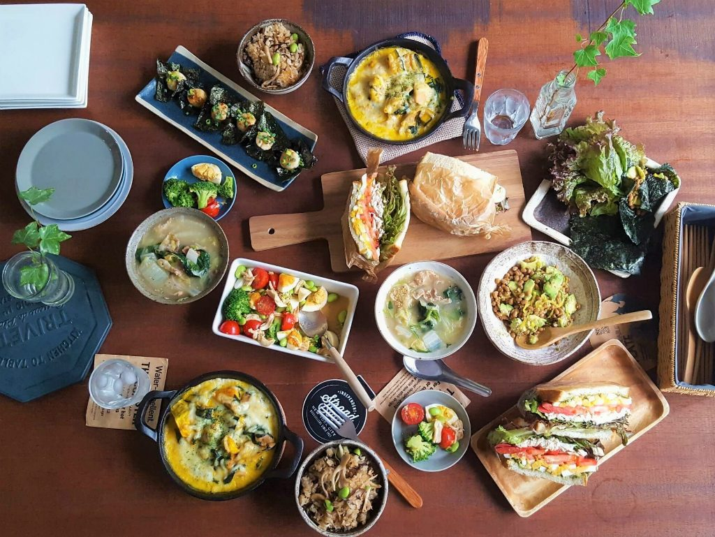 「syunkonカフェごはん」山本ゆりさん考案!野菜たっぷり葉酸レシピ