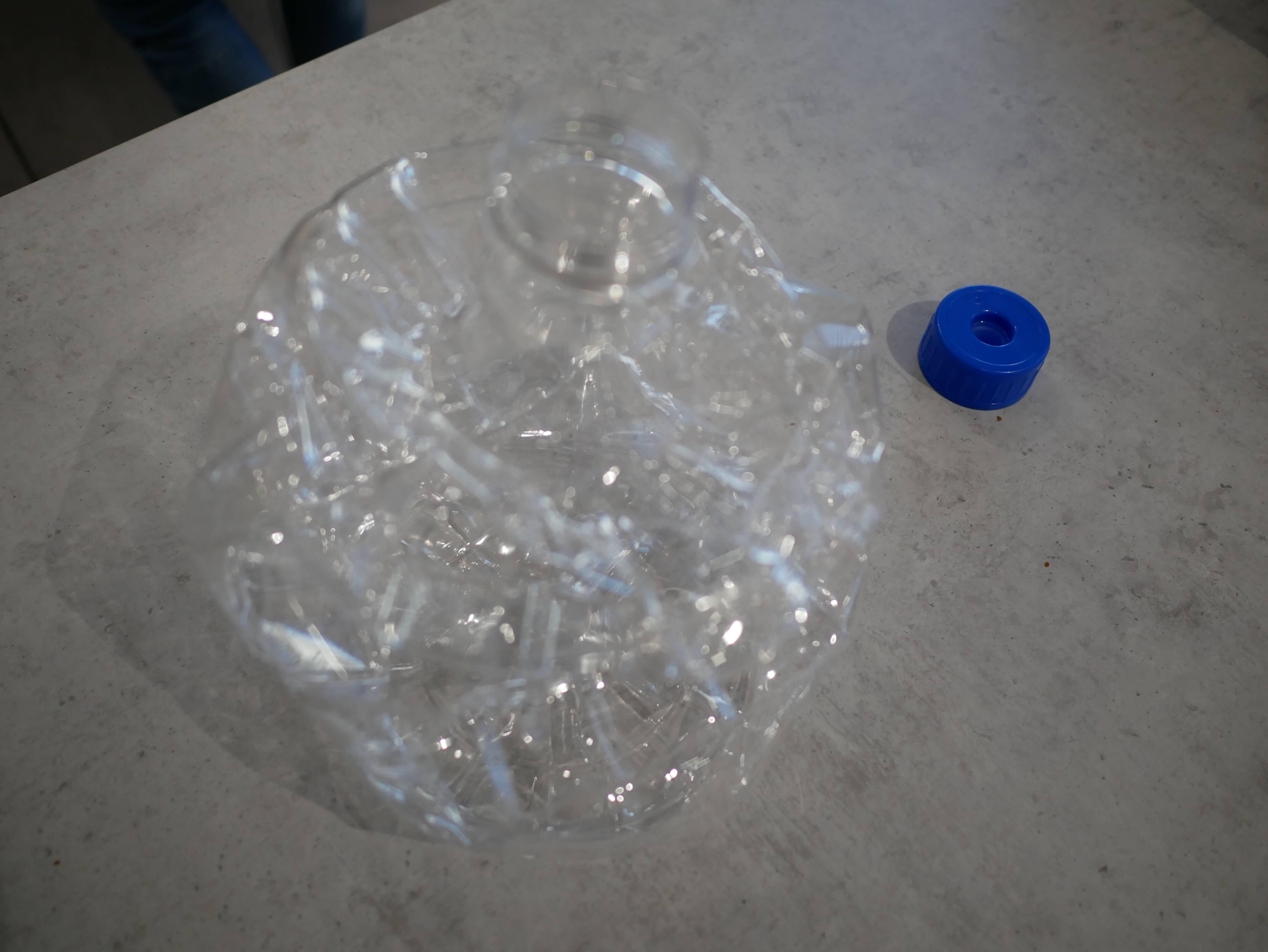 クリクラミオボトルゴミ処分