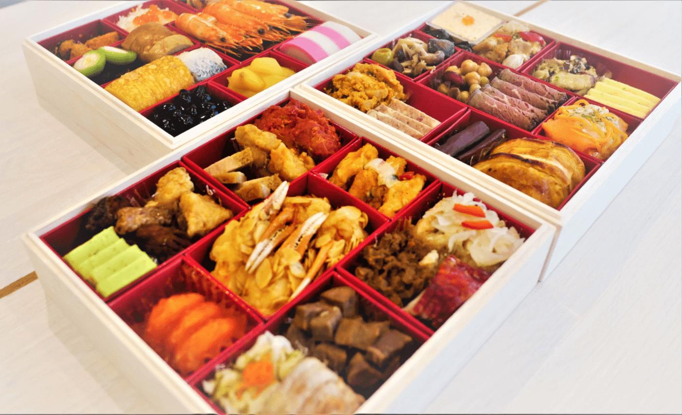 札幌グランドホテルのおせち【明の宴】を取り寄せてみんなで実食!