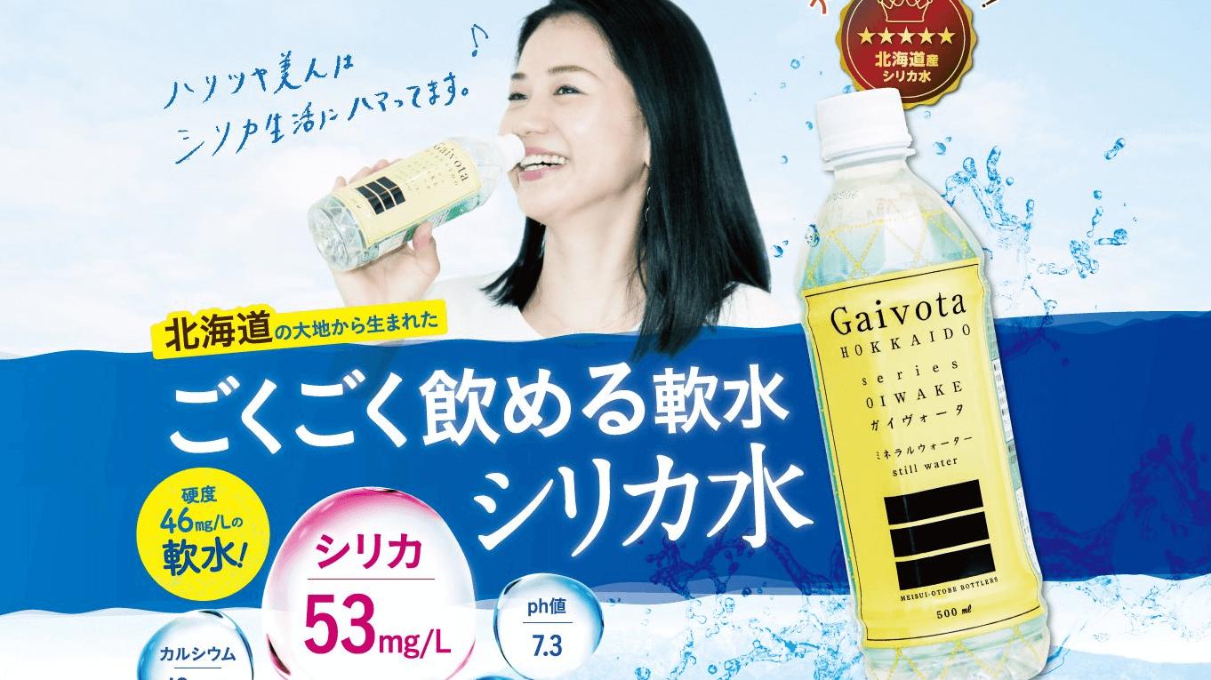 Gaivota(ガイヴォータ)シリカ水