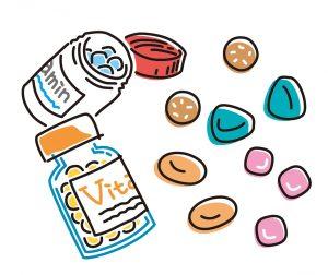 ビタミンだけでなく美容成分も摂取したい人にはサプリメント
