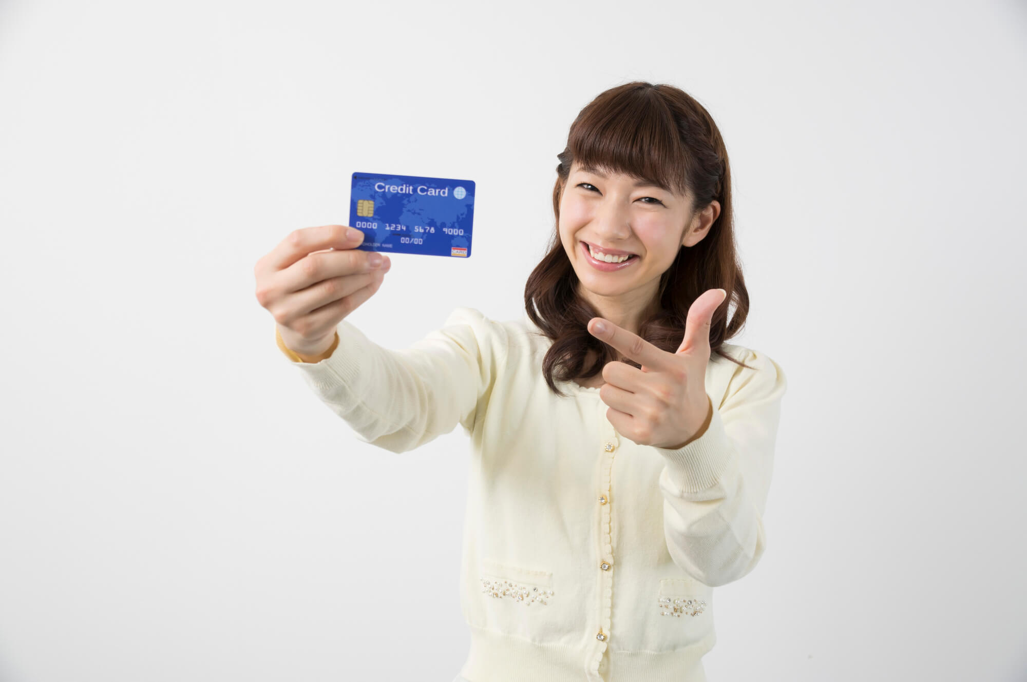 専業主婦がカードを作るメリット