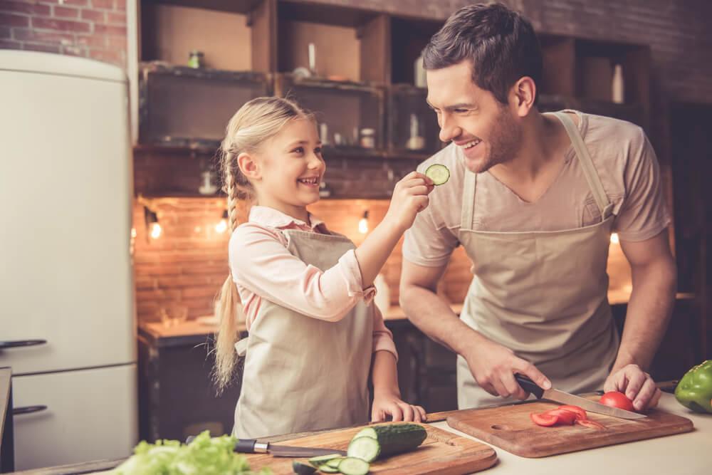 野菜から食べる癖つけ