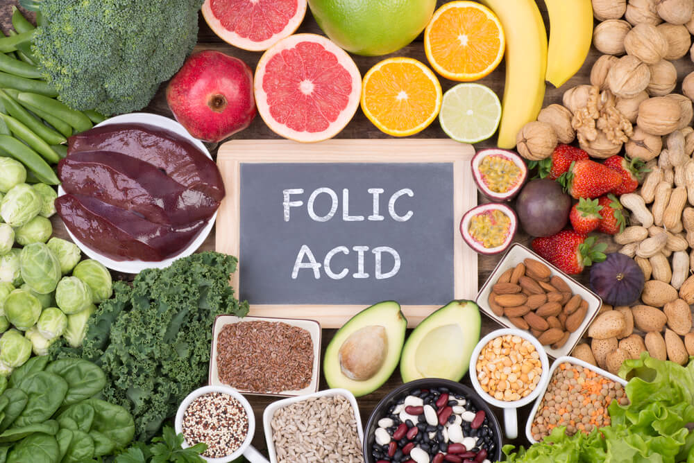 葉酸の多い食品