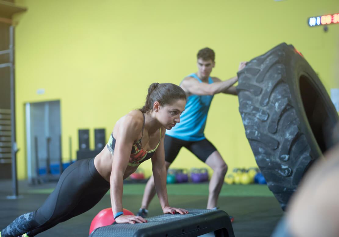 トレーニングで基礎代謝をアップさせて体脂肪を落とす
