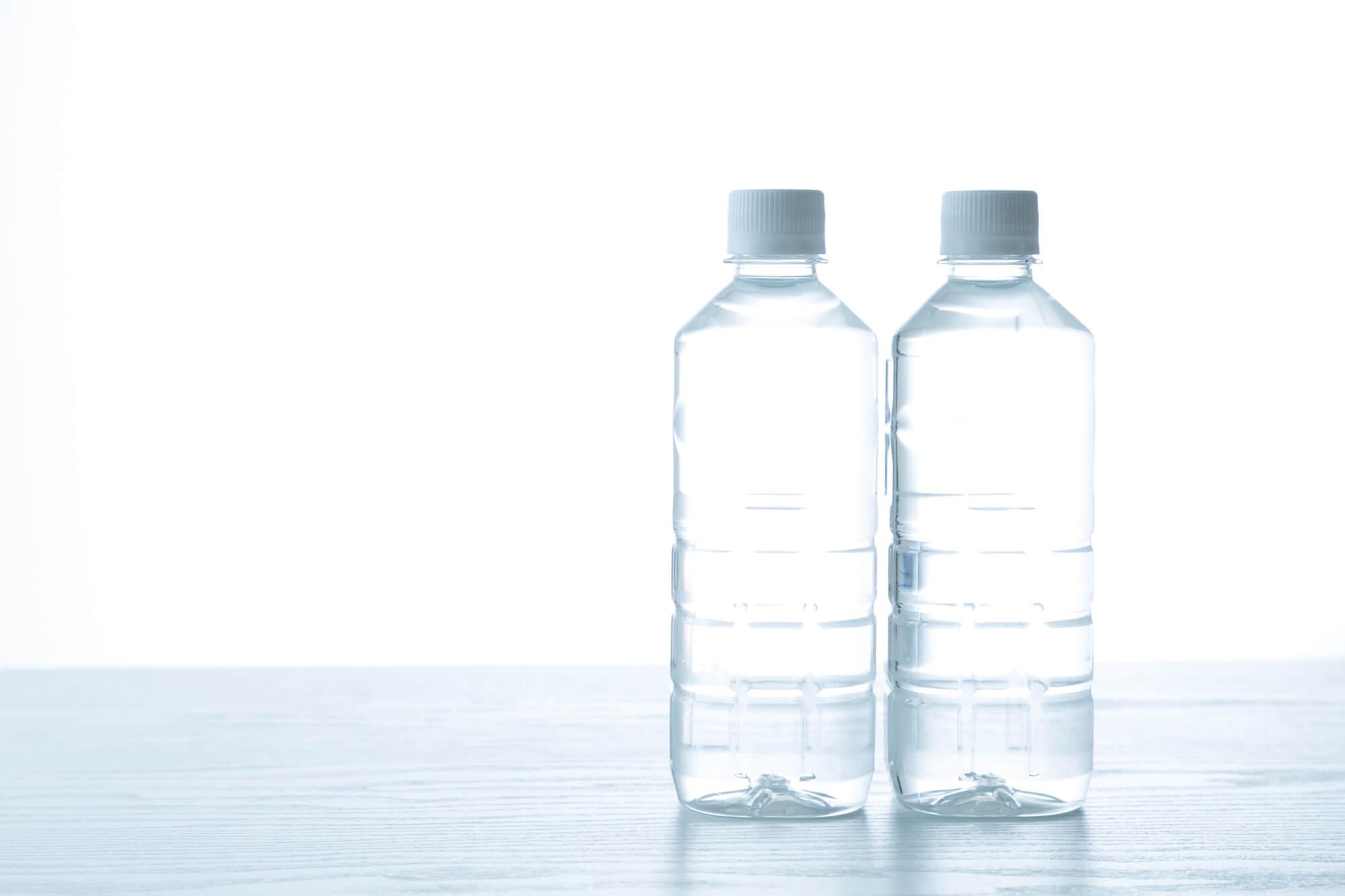 ウォーターサーバー 備蓄水 ペットボトル