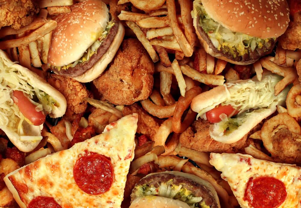 食生活が偏っている