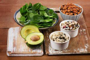 マグネシウムを多く含む食材