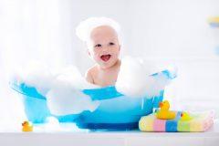 おすすめベビーソープを徹底比較!泡タイプか固形石鹸どちらがいい?