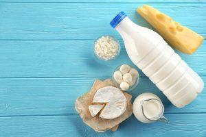 カルシウムの多い食材