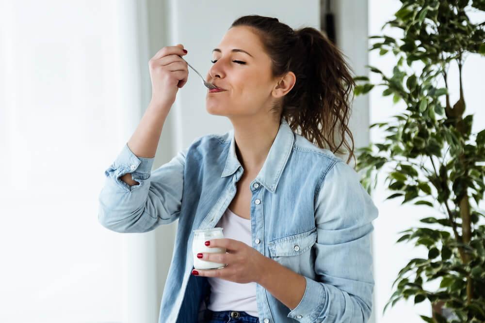 乳酸菌の摂取量