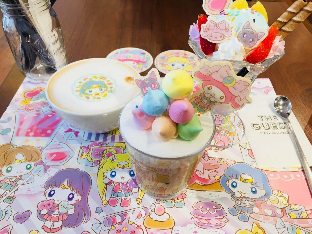 マイメロ カフェ 大阪