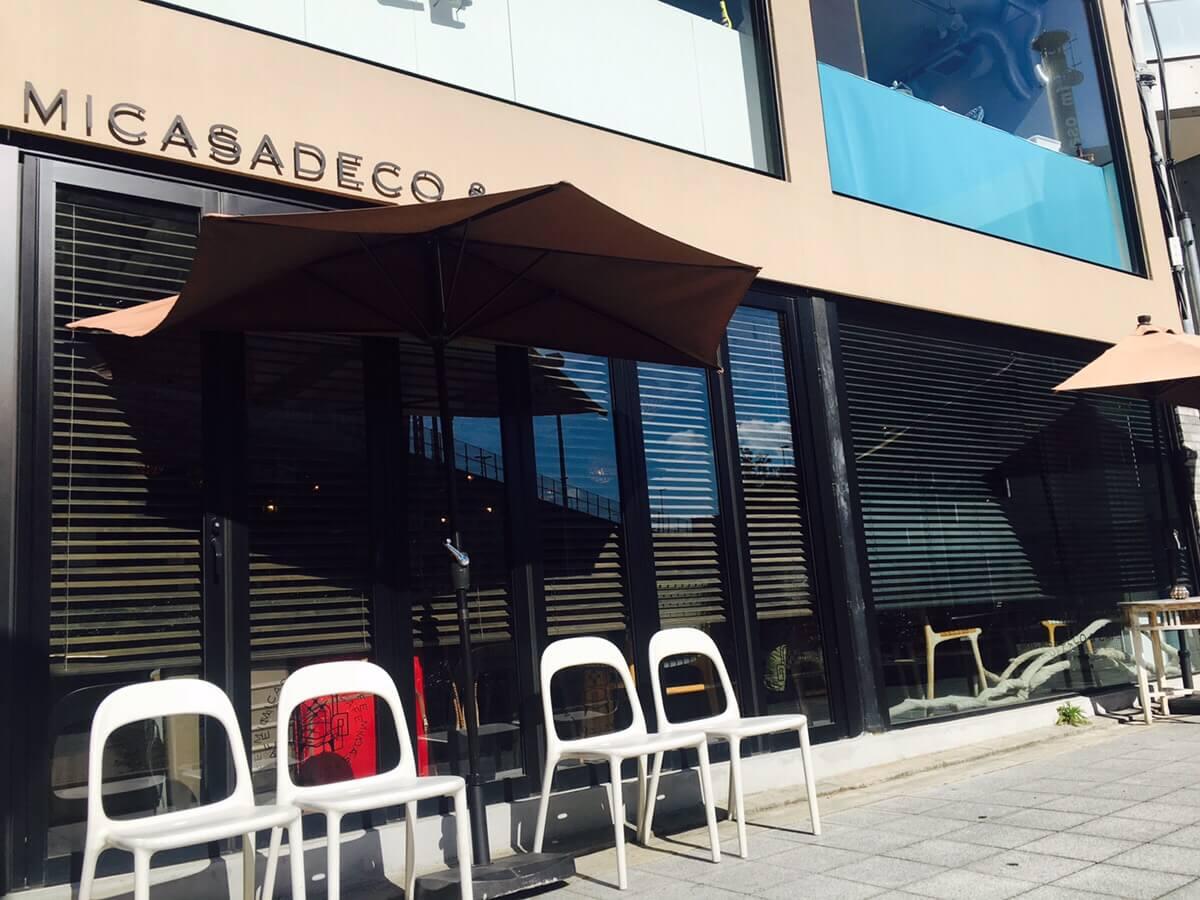 ミカサデコ&カフェ