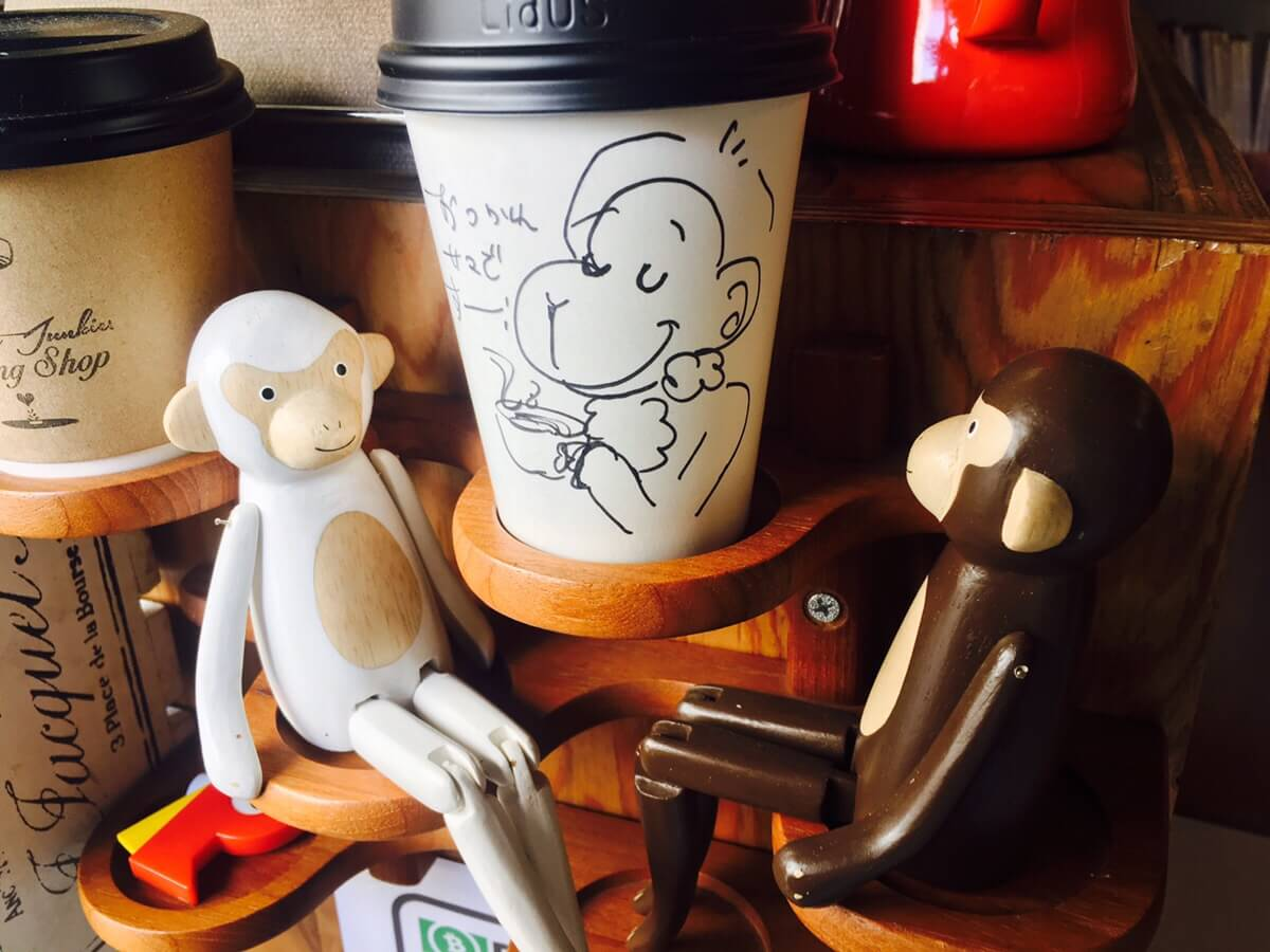 OSARU COFFEE(オサルコーヒー)
