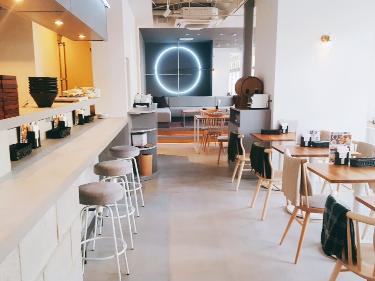 難波にOPEN!オシャレすぎる宿泊施設&カフェダイニング「BON HOSTEL&CAFE,DINING」