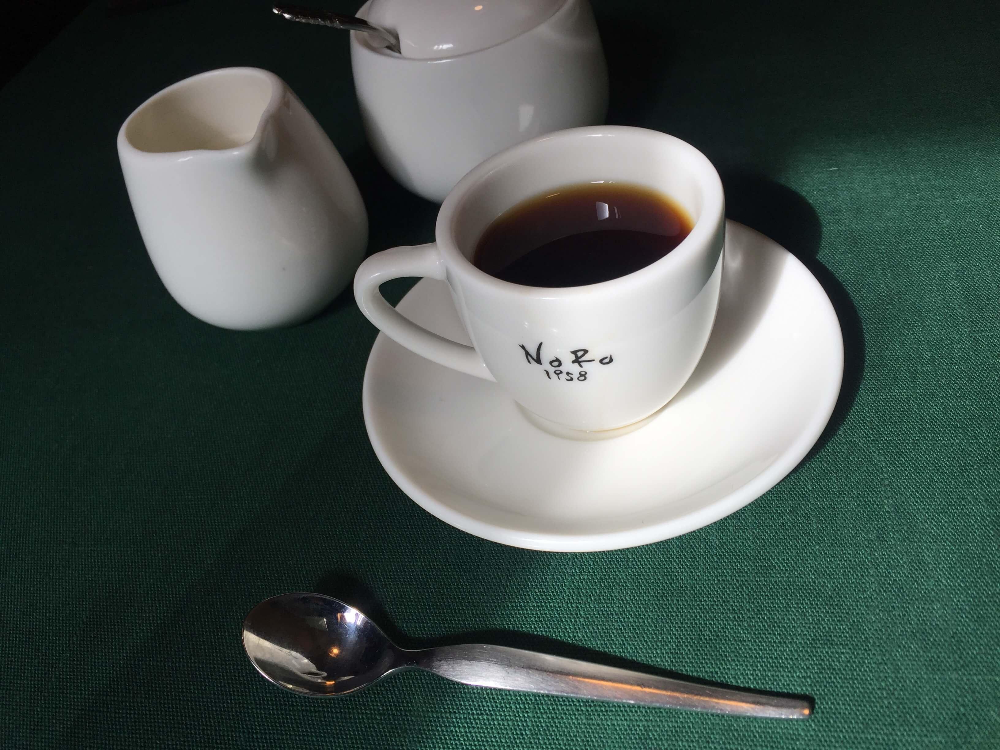 乃呂 コーヒー