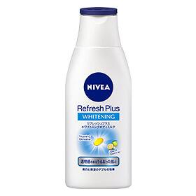 ニベア リフレッシュプラス ホワイトニングボディミルク