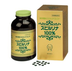 スピルリナ100【ジャパン・アルジェ株式会社】