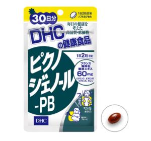 1位DHC ピクノジェノール-PB
