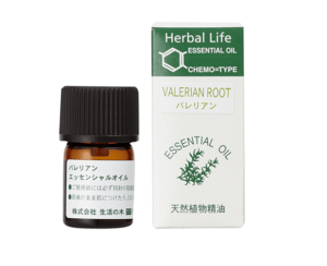 バレリアン精油【生活の木】