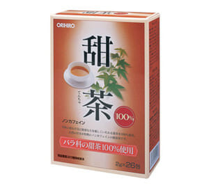 オリヒロ 甜茶100%